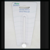Dental Mirror Mouth Bucal Instrument Teeth Handle Laryngeal Clean Health Dentist