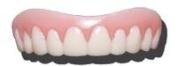 Instant Smile Teeth Upper Veneers