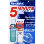 Plus White Whitening System, 5 Minute Speed, Original Flavour