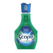 Scope Dualblast Mouthwash Fresh Mint Blast 1250 Ml, 1.250 Litre