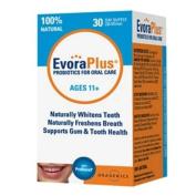Evora Plus Probiotics for Oral Care, Pack of 2