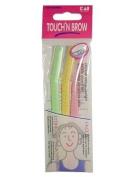 Kai TOUCH N BROW Eyebrow Shaver 3 Pcs