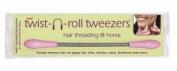 Twist-n-roll Tweezers