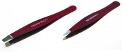 Precision Beauty Soft Touch Tweezer Set