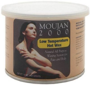Moujan 2000 Low Temperature Hot Wax for Face and Body Hair Removal Wax