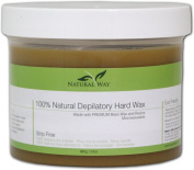 Natural Way 710ml Depilatory Hard Wax