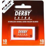Derby 250 Derby Extra Double Edge Razor Blades