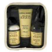 Caswell-Massey Almond Shaving to Go Kit