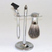 Bey Berk Mach 3 Razor Shaving Stand