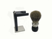 Luxury Shaving Brush with stand Black BB54