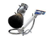 Razor MD iGrip Chrome Shave Set