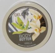 DELON Intense Moisturising Smooth Vanilla Body Butter 200ml