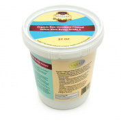 Authentic Organic African Shea Butter FILTERED & CREAMY 950ml