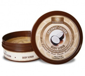 Beauty Aura 'Coconut Cocoon' Body Scrub, 196 gm