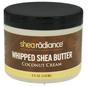 Shea Radiance Shea Butter Whipped Coconut 120ml