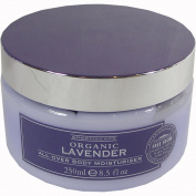 Greenscape Body Moisturiser Organic Lavender 250ml