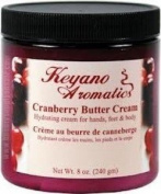 Keyano Cranberry Butter Cream 240ml