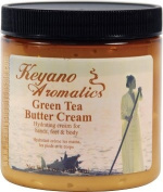 Keyano Green Tea Butter Cream 240ml