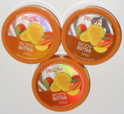 Delon Intense Moisturising Mango Body Butter 200ml
