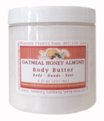 Oatmeal Honey Almond Body Butter