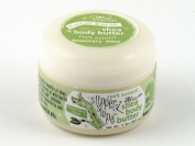 Slippery Slope Shea Body Butter Skin Care Fair Trade Rosemary Mint 120ml