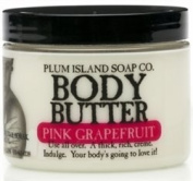 Plum Island Body Butter Pink Grapefruit