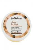 Ginger Root Organic Shea Butter