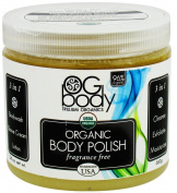 OgBody Body Polish 710ml Fragrance Free