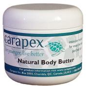 Carapex Natural Body Butter, Jojoba, Beeswax Deep Moisturiser