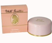White Shoulders By Evyan For Women. Dusting Powder 80ml Bottle