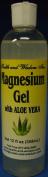Health and Wisdom Inc. Magnesium Gel with Aloe Vera -- 350ml