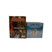 Cleopatra Crema Adelgazante (Firming Cream) 240ml and & Tea Manasul 10 Tea Bags