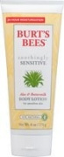 Burt's Bees Body Lotion Aloe and Buttermilk for Sensitive Skin -- 180ml