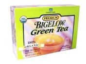 Bigelow Organic Green Tea, 160-Count - 160