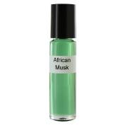 Body Oil African Musk Fragrance