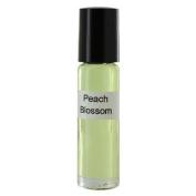 Body Oil Peach Blossom Fragrance