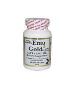 Emu Gold Gold, Ultra Oil, Extra Strength, 750 Mg, 90 Soft Gel Caps