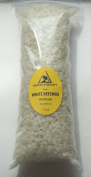White Beeswax Bees Wax Organic Pastilles Beards Pure 350ml