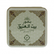 Oud soaked in essentials oils Bait Al Atheeq Bhakhoor 15 incense tablets