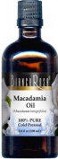 Macadamia Oil - 100% Pure, Cold Pressed - 100ml - ZIN