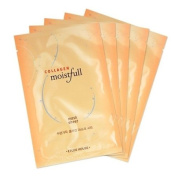 Etude House Moistfull Collagen Mask Sheet x 5 sheet