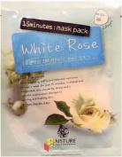 Naisture 15 Min. Collagen Essence Facial Mask Sheet Pack - White Rose 10pk