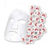Wholesale 100 pcs Cosmetics Skin Face Care DIY Facial Paper Compress Masque Mask