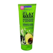 Freeman Facial Clay Mask, Avocado & Oatmeal, Purifying 6 fl oz