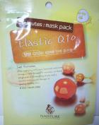 Naisture 15 Min. Collagen Essence Facial Mask Sheet Pack - Elastic Q10 10pk
