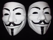 V For Vendetta Mask Guy Fawkes Carnival Costume Masquerade