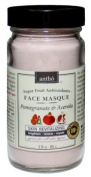 Revitalising Organic Face Mask - Pomegranate Acerola