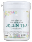 700ml Modelling Mask Powder Pack Green Tea for Soothing and Anti Oxidation