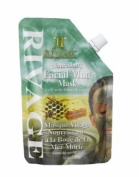 Dead Sea Nourishing Facial Mud Mask with Honey Pouch from Rivage Jordan