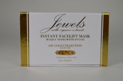 MicaBeauty Jewels with Organic Extracts (24K Gold Collection) - Instant Facelift Mask -